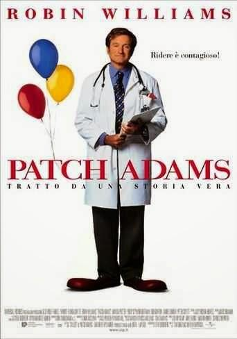 "patch adams reflection paper Patch adams reflection essay 449 words | 2 pages in patch adams, robin williams portrays a doctor who strives to ""improve the quality of life."