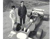 """Tyrrell: il""""boscaiolo"""" Giulio Scaccia)"""
