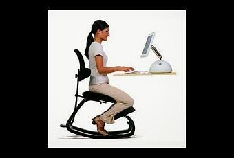 Sedie ergonomiche da ufficio le migliori per prezzi e for Sedia ufficio ginocchia