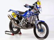 Yamaha 450F Rally F.Verhoeven Dakar 2014