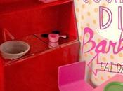 Giochi cartone: cucina Barbie