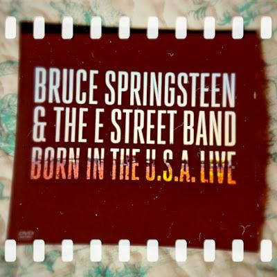Bruce Springsteen Born In The USA il film