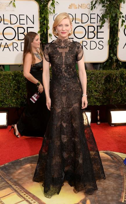 Fashion // I migliori look dei Golden Globe Awards 2014