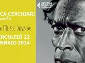 "Luca Cerchiari presenta: Miles Davis ""Dal bebop all'hip-hop"" all' università Genova, mercoledì gennaio 2013."