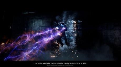 The Amazing Spider Man 2: nuova immagine di Electro The Amazing Spider Man 2: Il potere di Electro The Amazin Paul Giamatti Marc Webb Jamie Foxx Emma Stone Dane DeHaan Andrew Garfield