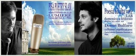 Poetry slam a Pisa