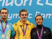Esclusiva, video-intervista campione nuoto: luinese Federico Morlacchi