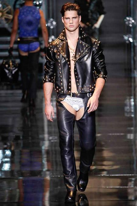 veit versace milano fashion week 2014