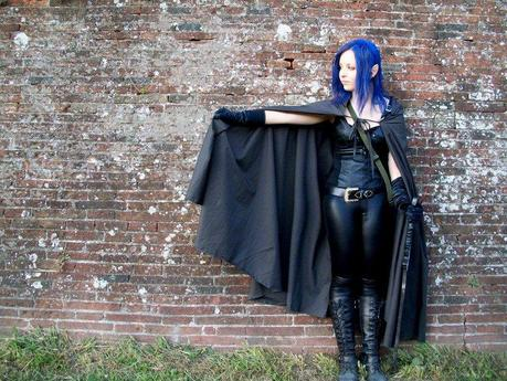 Book's cosplays: I'm a book's Fangirl #11
