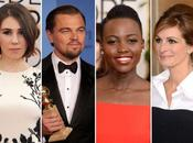 Beauty trend beauty Golden Globe Awards 2014