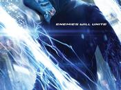 Electro Spider-Man nuovi characters poster Amazing Potere