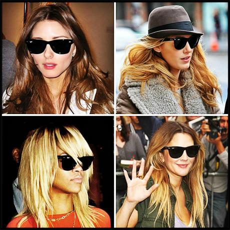 The Glamour of Ray-Ban Wayfarer