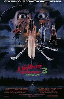 Nightmare 3 - I Guerrieri Del Sogno (1987)