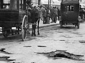 foto Madrid com'era, bianco nero, dall'archivio fotografico