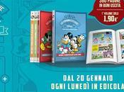 """gennaio Grandi Storie Disney"""", l'opera omnia Romano Scarpa, Gazzetta dello Sport"""