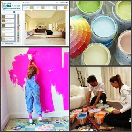 Come scegliere i colori delle pareti paperblog - Colore muri cucina ...