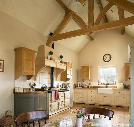 Le bellissime fotografie di interni inglesi di ashley for Fotografie di case