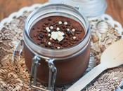 Mousse cioccolato fondente all'acqua