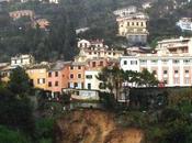 Liguria,la terra,e ferite:maltempo? anche l'uomo parte.