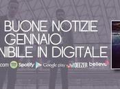 """""""SOLO BUONE NOTIZIE"""", nuovo disco inediti della band romana USCITA radio FACCIA NESSUNO"""", primo singolo estratto."""