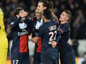 Report Ligue Cinq PSG, deux Monaco, zéro Lille