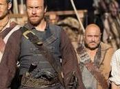 Black Sails, pirati sbarcano Starz