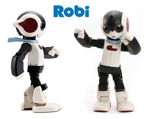 Robi robot prezzo completo