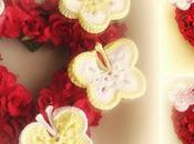 Mini-farfalle tridimensionali