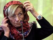ministro emma bonino costretta indossare velo iran? stampa iraniana pare confermare