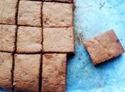 Brownies cioccolato lamponi (che vedono sono)