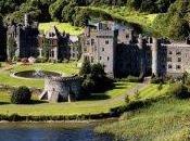 Valentino Irlanda, cuori castello