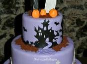Halloween birthday Dear cake, torta gusto vintage
