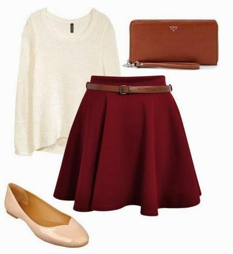 The Perfect Outfit: Fifty's
