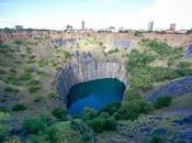 Kimberley: buco nella terra