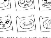 Manuale imparare disegnare Adventure Time