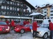 supercar Alfa Romeo nuova Giulietta Model Year 2014 alla Winter Marathon