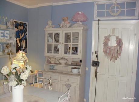 Shabby chic nella mia casa paperblog for Rendere il mio progetto di casa online