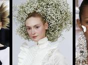 beauty look belli della Paris Couture Week