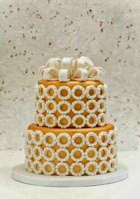Cake Design Senza Glutine Milano : Winter Wedding Cakes by Design a Cake - Milano - Paperblog