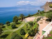 Un'oasi verde matrimonio affaccia sullo splendido mare della Costa Maratea Hotel Diego