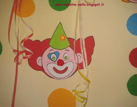 Carnevale addobbi per l 39 aula paperblog for Addobbi aula