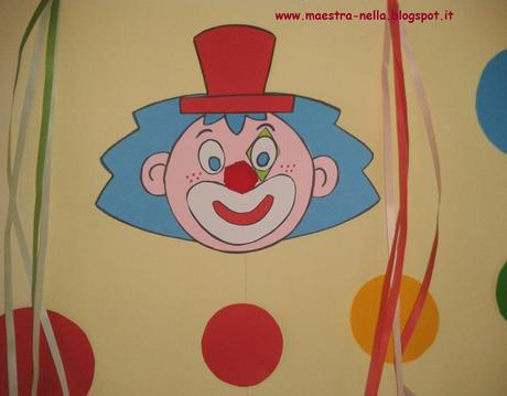 Carnevale addobbi per l 39 aula paperblog for Addobbi di carnevale per l aula