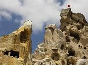 Turchia Discovery L'hotel nella roccia verso mare