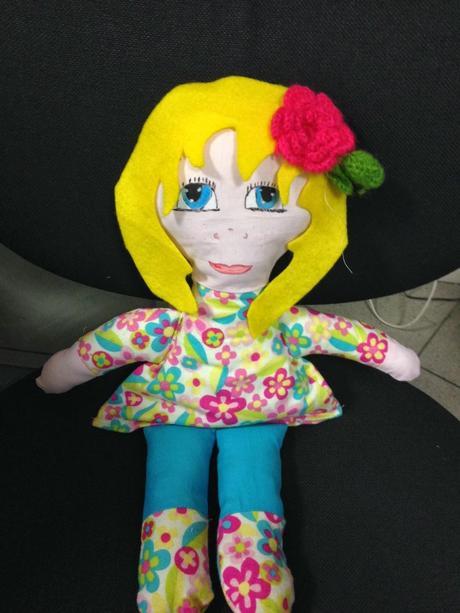 Crea la bambola dei sogni dal disegno della tua bambina for Crea la tua casa dei sogni