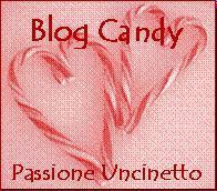 Partecipo al blog candy di Passione Uncinetto!!!