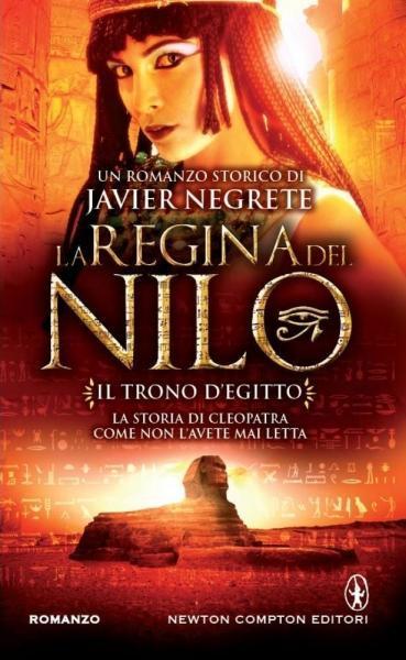 Recensione: La Regina del Nilo di Javier Negrete