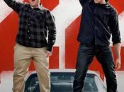 Channing Tatum Jonah Hill primo poster Jump Street