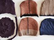 Cucire cappello maglione vecchio