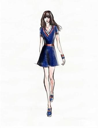 [OUTFIT & LOOKS] Zooey Deschanel per Tommy Hilfiger