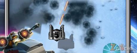 Disponibile LEGO Star Wars: Microfighters per iOS